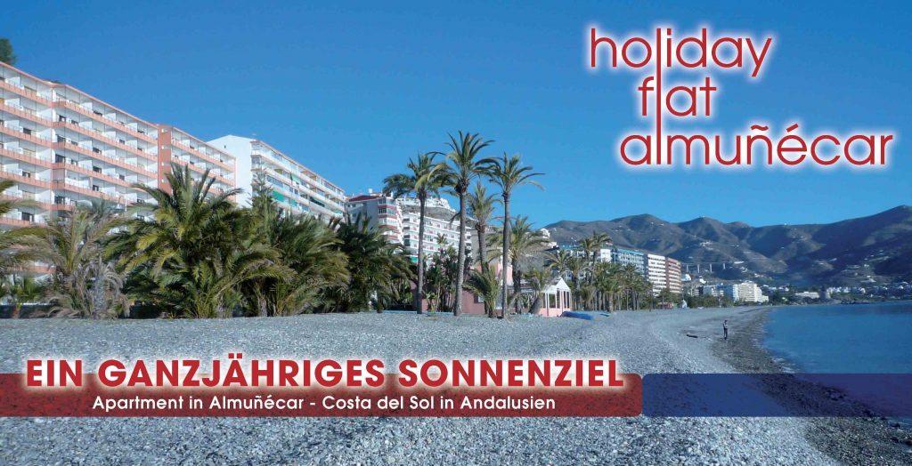 Ferienwohnung Holiday Flat Almunecar